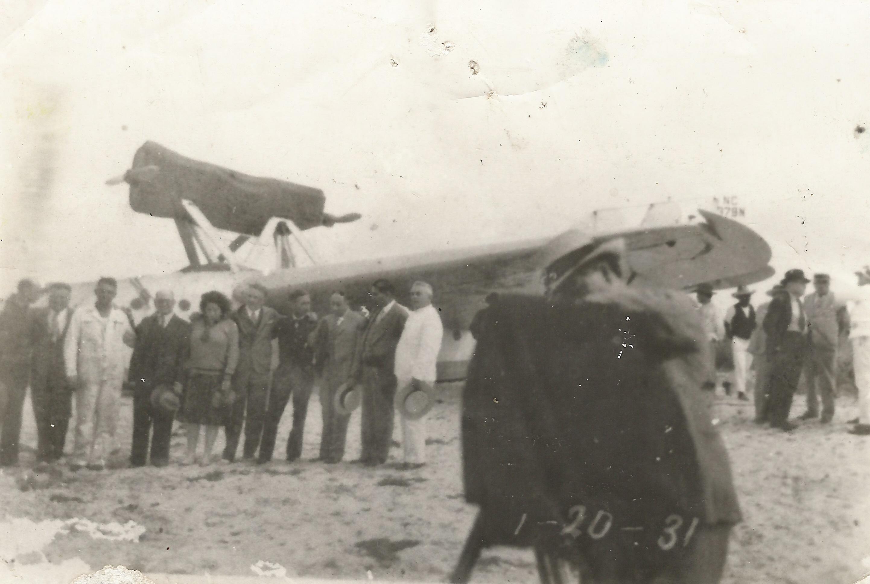 1. Primera ruta internacional Habana-Progreso llamado Charle