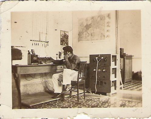 15. Estación de radio de Transportes Aéreos Mexicanos, S.A.