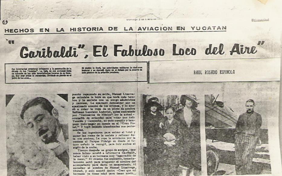 18. La prensa de los años treintas, no le decía menos de fab